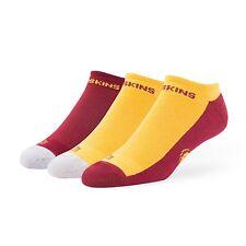 """47 Brand NFL Washington Redskins """"Gait"""" Socks Medium 3 pack"""