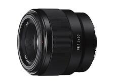 Sony SEL FE 1,8/50 mm prime-formato pieno-sel50f18f - 50mm