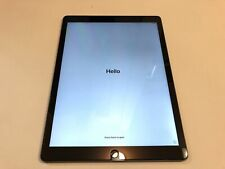 """Apple iPad Pro Tablet WiFi 128GB Space Grey A1584 12.9"""" First Generation"""
