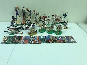 Starting Lineup Kenner Lot Of 26 NFL, NBA, MLB, NHL And Other Legends W/ Cards
