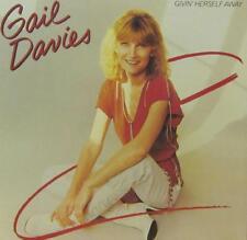 Gail Davies(Vinyl LP)Givin' Herself Away-Warner-K 56 981-Germany-Ex/Ex
