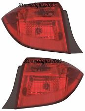 TOYOTA COROLLA 2017 SE XLE OUTER TAILLIGHTS REAR LAMPS TAIL LIGHTS PAIR SET