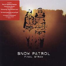 """Snow Patrol - Final Straw (Album, 12"""" Vinyl LP) 9866073 NEU!!!"""