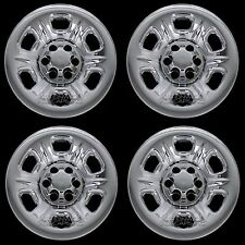 "4 CHROME fits 05-2019 Nissan Frontier 15"" Wheel Skins Hub Caps Covers Simulators"