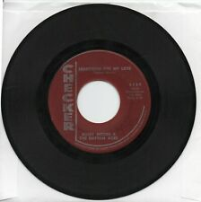 Bobby Moore & The Rhythm Aces  Searching For My Love  On Checker  Original  45