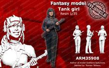 1/35 Scale Armor35 -Tank Girl