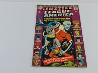 Comic 1966 Justice League of america 47 sept