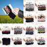 6Pcs Womens Hair Rope Elastic Hair Ties Ponytail Rubber Band Scrunchie Accessory