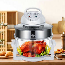 Kitchen & Dining Small Appliances ZHFEISY 12L Turbo Air Fryer ...