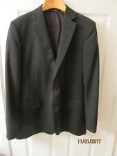 Brooks Brothers 1818 Fitzgerald Mens Wool Blazer Lined 2 Button Size 42 R