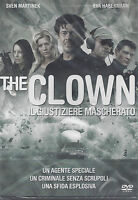 Dvd **THE CLOWN - IL GIUSTIZIERE MASCHERATO** con Sven Martinek nuovo 2005
