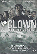 Dvd **THE CLOWN ♦ IL GIUSTIZIERE MASCHERATO** con Sven Martinek nuovo 2005