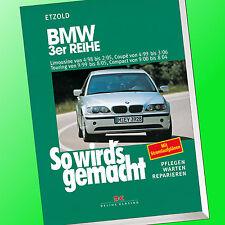 So wirds gemacht (Band 116) | BMW 3er REIHE 4/98-2/05 | Reparieren Pflegen(Buch)
