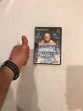 WWE SmackDown Here Comes the Pain Sony PlayStation2 2003 Vintage Ps2 No Manual
