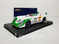 Slot SCX Scalextric Fly C47 Porsche 908 Flunder LH Le Mans 1969
