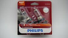 Philips Genuine 9007XVB2 Upgrade X-tremeVision Halogen Light Bulb Made i Germany