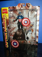 "Marvel Captain America 7"" action figure -  MARVEL SELECT"