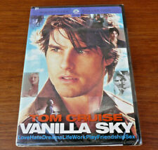 Vanilla Sky ~ Tom Cruise ~ 2001 ~ Brand New Sealed Dvd