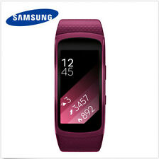 Samsung Gear Fit2 SM-R3600 Sports Band SmartWatch Fitness Tracker Pink Small