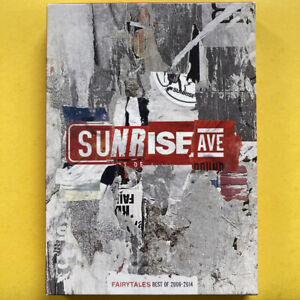 Sunrise Avenue - Fairytales - Best Of 2006 - 2014 (Deluxe Edition CD + DVD)