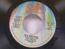 "FAT BOYS ""SEX MACHINE / HUMAN BEAT BOX"" 45 MINT"