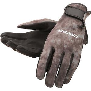 Cressi 2mm Hunter Gloves