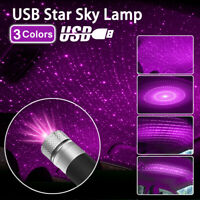CarUSB Gypsophila Ambient Light Home Ceiling Romantic Night Lamp Christmas Lamp
