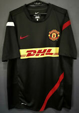 NIKE FC MANCHESTER UNITED TRAINING SOCCER FOOTBALL SHIRT JERSEY MAILLOT SIZE L