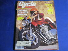 CYCLE MAGAZINE-JUNE 1978-HUSKY 250CR-YAMAHA IT250-LAVERDA 1200 JOTA-K ROBERTS