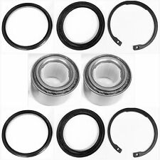 FRONT WHEEL HUB BEARING KITS FOR CHEVROLET GEO GMC SUZUKI PAIR FAST SHIPPING