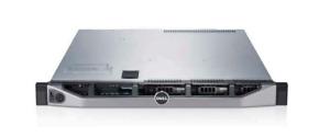 Dell PowerEdge R420 2x E5-2407v2 2.40GHz 64GB Ram 4x 300GB + 2x 146GB HDD Server