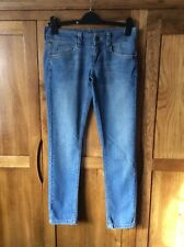 Miss Selfridge petite jeans light blue uk 8 Euro 36 L29