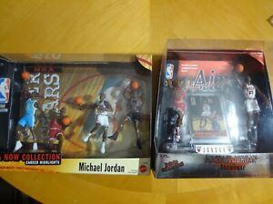 Michael Jordan MINT 1999 Showcase Maximum Air Then & Now 2 Box Lot !