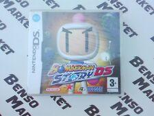 BOMBERMAN STORY BOMBER MAN NINTENDO DS DSi 2DS 3DS PAL ITALIANO NUOVO SIGILLATO