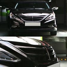 Front Hood Tuning Radiator Grill FNB UNPAINTED For HYUNDAI 2011 - 2014 YF Sonata