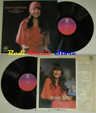 LP JUDITH DURHAM AND THE HOTTEST BAND IN TOWN 1974 england PYE NSPL 18431 cd mc