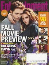 Kristen Stewart Robert Pattinson Entertainment Weekly Aug 2012 Twilight Neeson