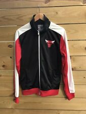 9e83e1751c0 Chicago Bulls Women s M Track Jacket NBA Black