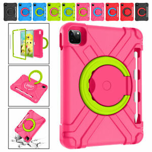 """For iPad 8th Gen 2020 10.2"""" 9.7"""" Air Mini 12345 Pro 11 Kids Protect Tablet Case"""