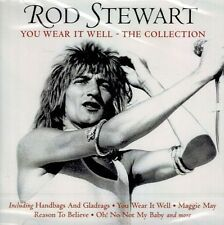 CD NUOVO/scatola originale-Rod Stewart-you wear it well-The Collection