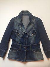 Jean's Paul Gaultier denim vintage jacket tg. IT42