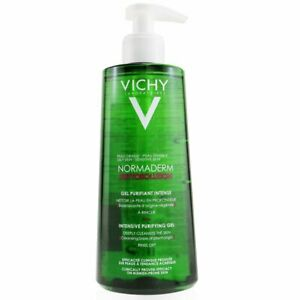 VICHY NORMADERM PHYTOSOLUTION INTENSIVE PURIFYING DEEP CLEANSING GEL #200 ML #NE