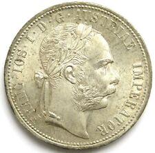 1 Florin 1875, Franz Joseph I. (1848-1916)