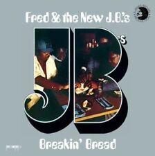 Fred & The New J.B.'s, Fred Wesley, The J.B.'s - Breakin Bread [New CD] Spain -