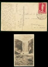 Mayfairstamps Iceland 1942 Censored Photo Postcard to US chicago IL wwh53951