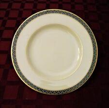 "Lenox PATRIOT Gold Verge Dessert/Salad Plate 8.5"" ~ Exc Condition ~ 7 Available"