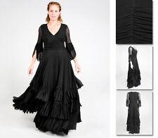 NEW!  Zaftique ANNABELLE DRESS Black 1Z 2Z 5Z / 16 20 32 / XL 1X 2X 5X
