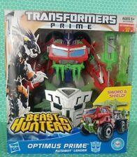 Optimus Prime Beast Hunters Voyager