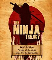 The Ninja Trilogy (5 Blu-Ray) [Edizione: UK] BLURAY DL007584