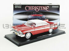 GREENLIGHT COLLECTIBLES 1/43 - PLYMOUTH FURY CHRISTINE - 1958 - 86529
